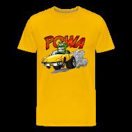 T-Shirts ~ Men's Premium T-Shirt ~ Powa