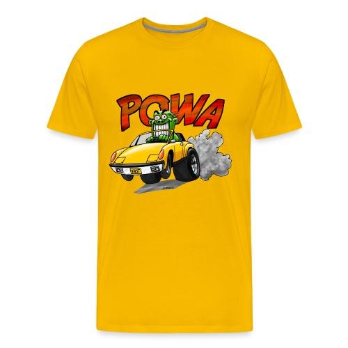 Powa - Men's Premium T-Shirt