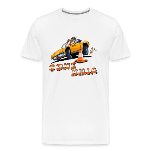 Cone Killa - Men's Premium T-Shirt