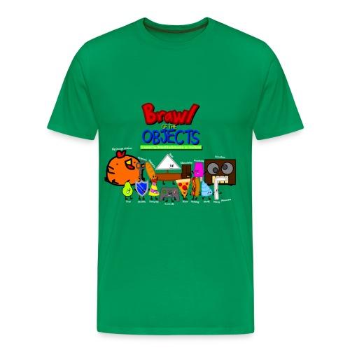 The Official BOTO T-Shirt (Men's) - Men's Premium T-Shirt