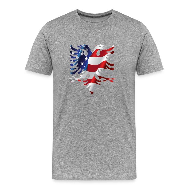 Albanian Flag T Shirt