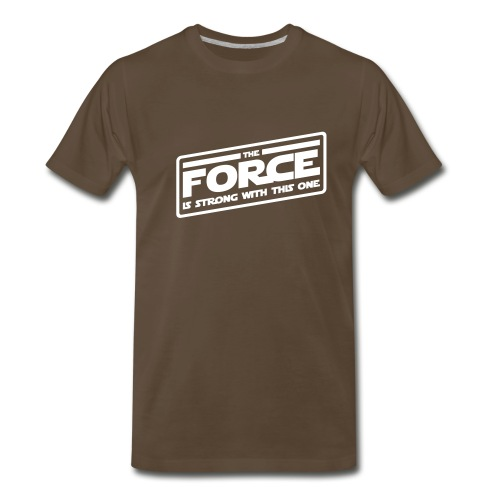 The Force - Men's Premium T-Shirt