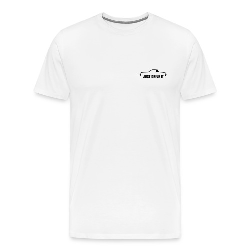 Just Drive It - Men's Premium T-Shirt