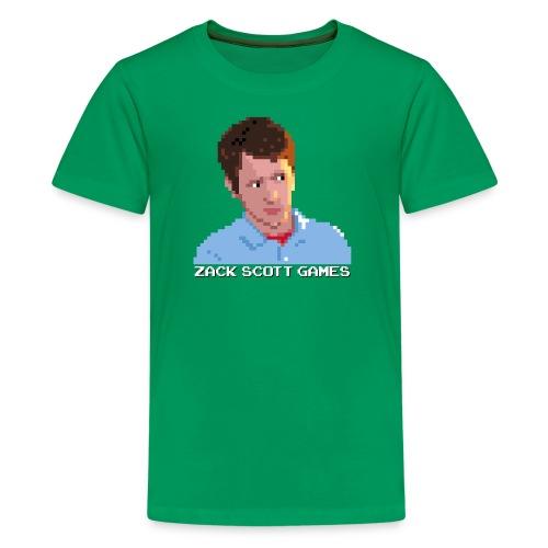 ZackScottGames Classic (Kid's) - Kids' Premium T-Shirt