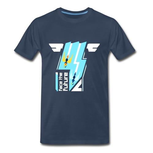 Face the Future Tee - Men's Premium T-Shirt