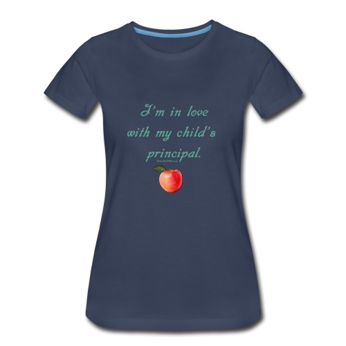 Mom Loves Homeschool Principal - Women's Premium T-Shirt
