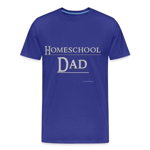 Homeschool Dad - Men's Premium T-Shirt