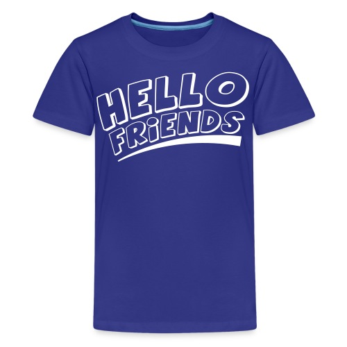 Hello Friends Kids T-Shirt - Kids' Premium T-Shirt