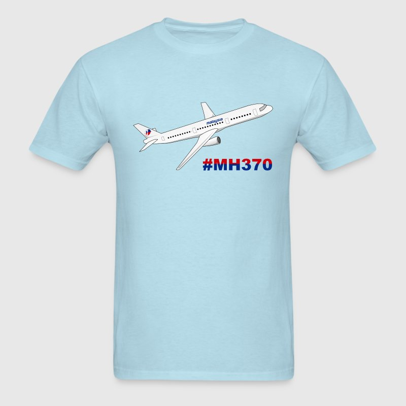 Malaysia Airlines MH370 Men - Men's T-Shirt