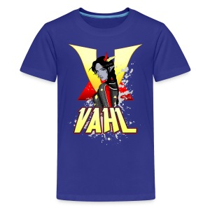 Vahl V - Cel Shaded - K T-shirt - Kids' Premium T-Shirt