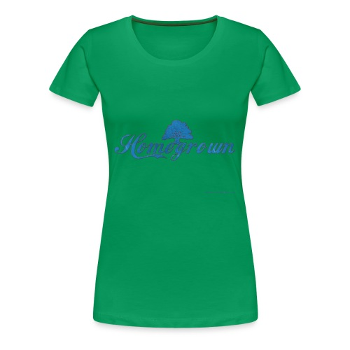 Homegrown Homeschool - Women's Premium T-Shirt