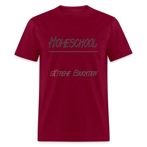 Extreme Education - Men's T-Shirt