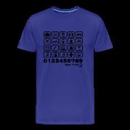 T-Shirts ~ Men's Premium T-Shirt ~ Point in Travel