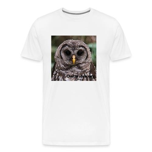 Boo at 2.5 Months - Men's Premium T-Shirt