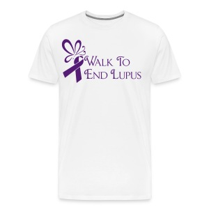 #EndLupus - Men's Premium T-Shirt