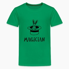 Magician Kids' Shirts
