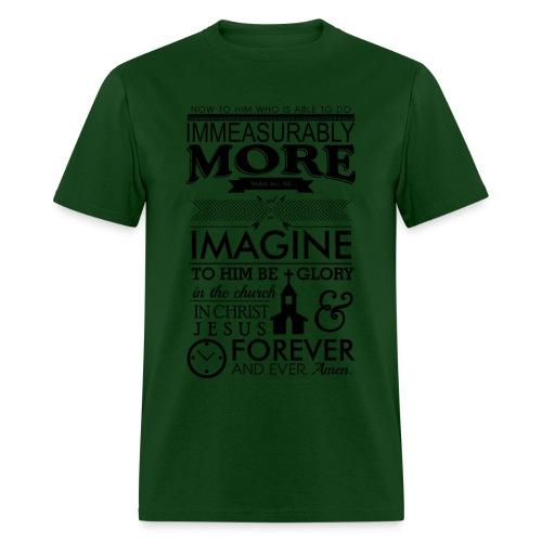 Ephesians 3:20 - Men's T-Shirt