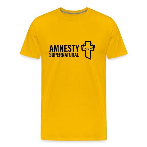 Amnesty Supernatural - Men's Premium T-Shirt