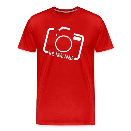 The Nive Nulls - Camera Tilt (Men's T-Shirt) - Men's Premium T-Shirt