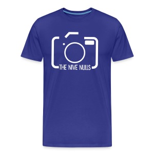 The Nive Nulls - Camera (Men's T-Shirt) - Men's Premium T-Shirt