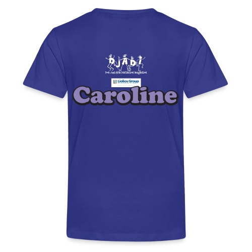 Youth Caroline Uh-OH Shirt  - Kids' Premium T-Shirt