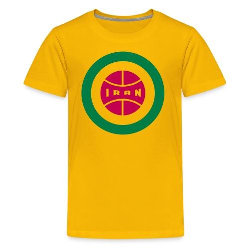 Iran Insignia - Kids Tee - Kids' Premium T-Shirt