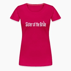 Fuchsia Sister of the Bride Plus Size