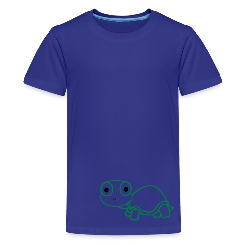 Cute Turtle - Kids' Premium T-Shirt