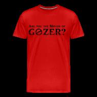 T-Shirts ~ Men's Premium T-Shirt ~ Minion of Gozer
