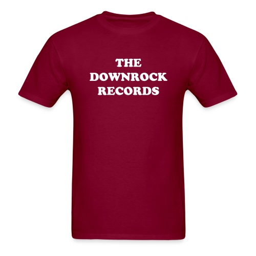 The Downrock Records B-Boy DIY - Men's T-Shirt