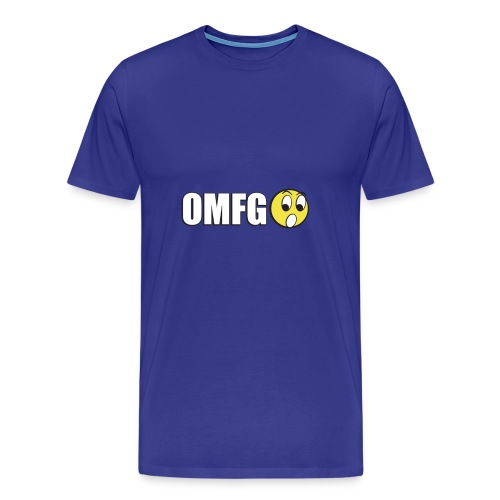 OMFG! - Men's Premium T-Shirt