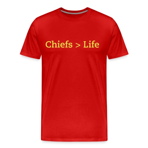 Chief Life - Men's Premium T-Shirt
