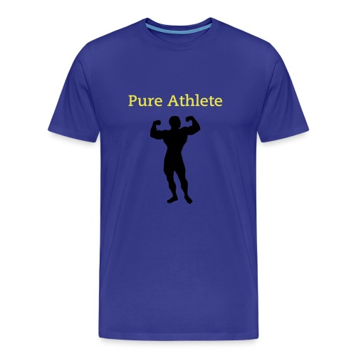 Pure Athlete - Men's Premium T-Shirt