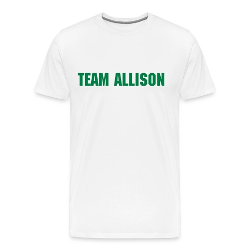 Team Allison Tee - Men's Premium T-Shirt