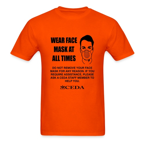Left 4 Dead 2: Face Mask - Men's T-Shirt