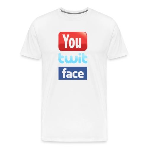 Kingston Salute - Men's Premium T-Shirt