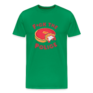 T-Shirts ~ Men's Premium T-Shirt ~ Fuck The Police Tee