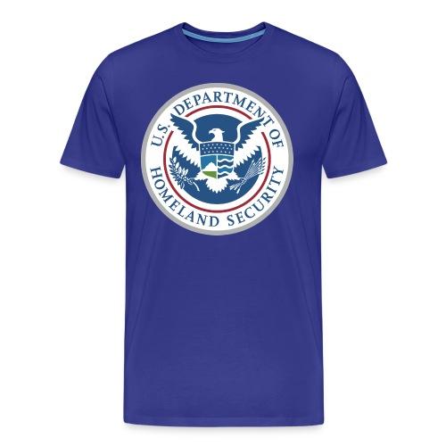 Department of HomeLand Security T-Shirt All Colors  - Men's Premium T-Shirt