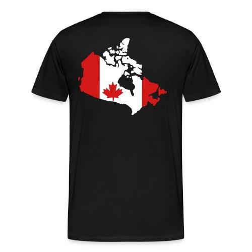 ShaKel Films Canada Tee - Men's Premium T-Shirt