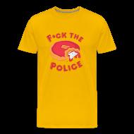 T-Shirts ~ Men's Premium T-Shirt ~ Fuck the Police T