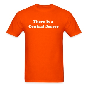 There is a Central Jersey - Men's T-Shirt