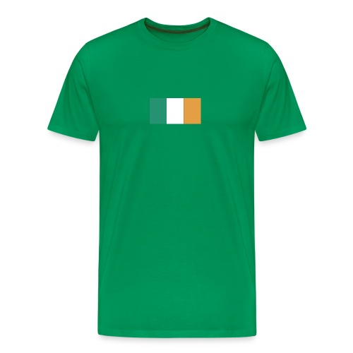 irish flag - Men's Premium T-Shirt