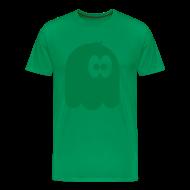 T-Shirts ~ Men's Premium T-Shirt ~ Green monster