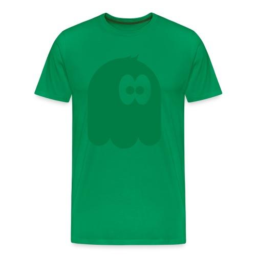 Green monster - Men's Premium T-Shirt