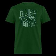T-Shirts ~ Men's T-Shirt ~ Circuit