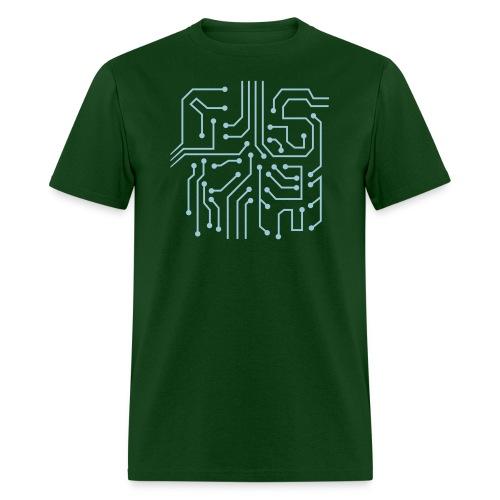 Circuit - Men's T-Shirt