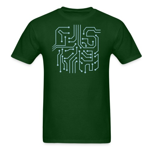 Circuit - Men's T-Shirt