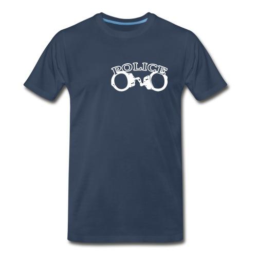 Police - Crackheads - Men's Premium T-Shirt