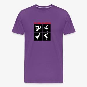 Breakdance Battle - Men's Premium T-Shirt