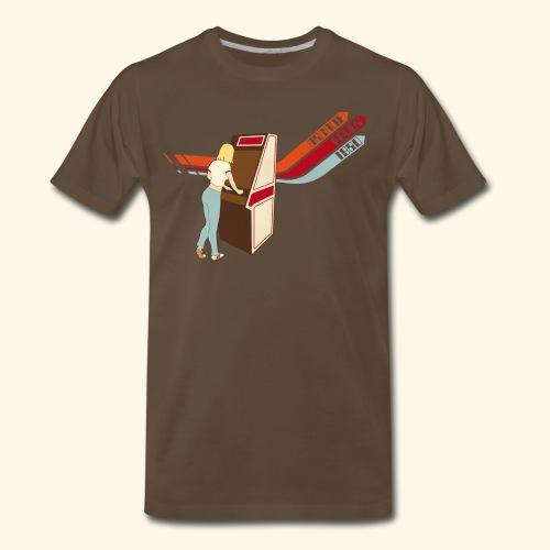 Arcade Fever 1980 - Men's Premium T-Shirt